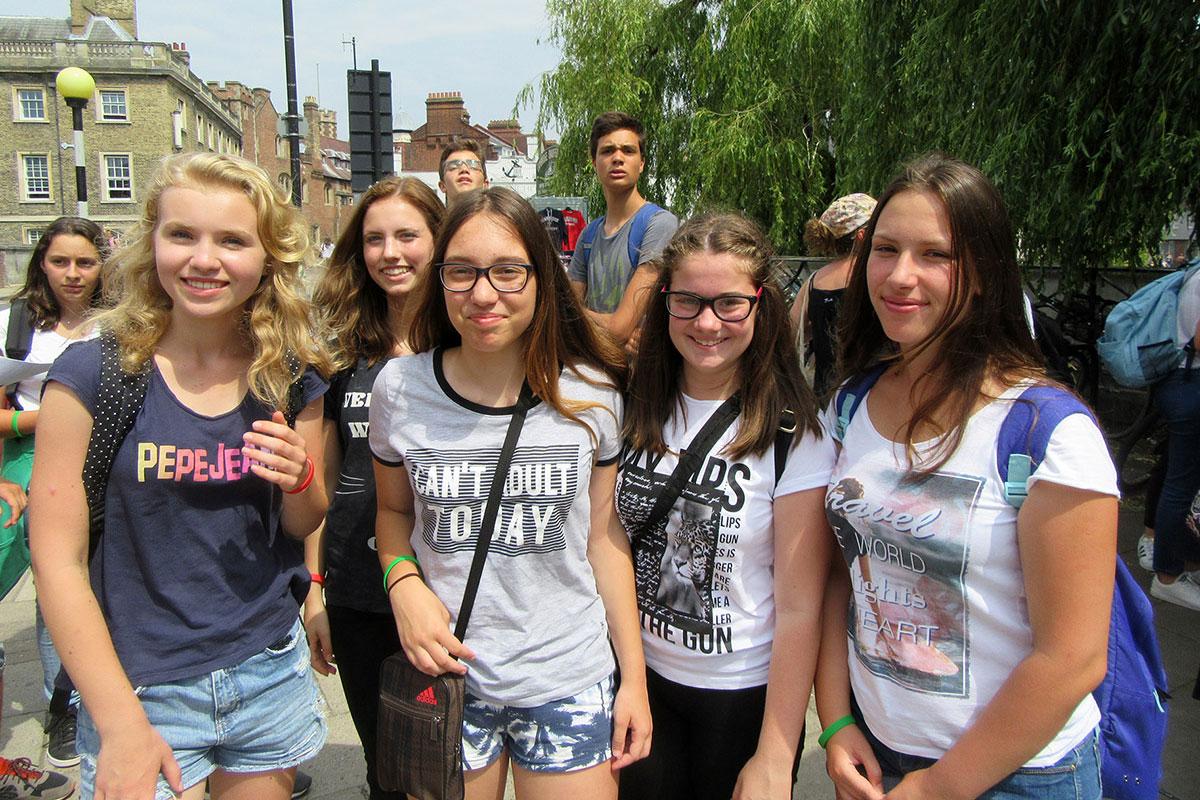 Ljetna škola engleskog jezika u Cambridgeu